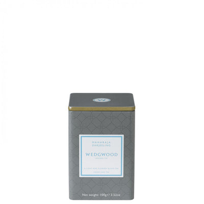 Signature Teas Maharaja Darjeeling Tea Caddy 100g