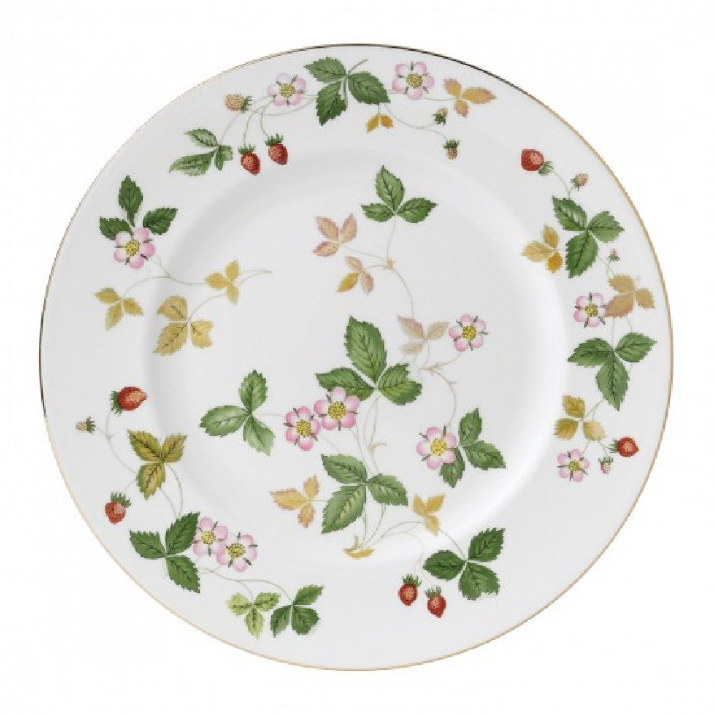 Wild Strawberry Plate 20cm