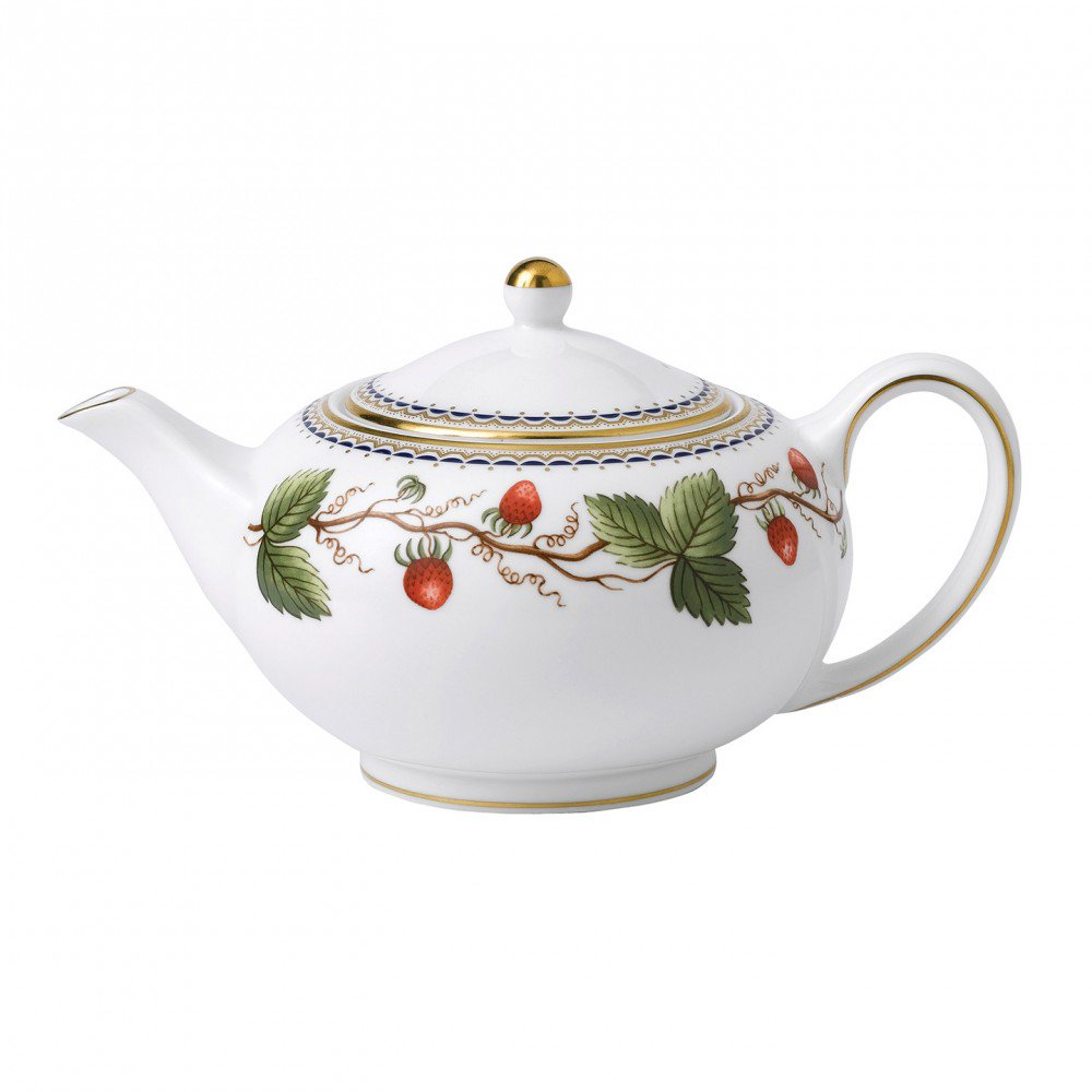 Wild Strawberry Archive Teapot