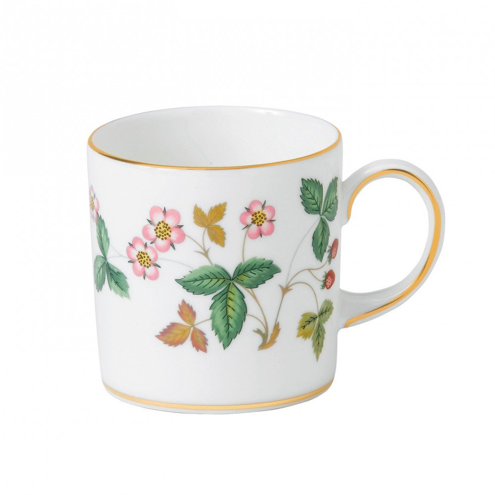 Wild Strawberry Coffee Cup