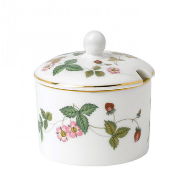 Wild Strawberry Jam Pot 8cm