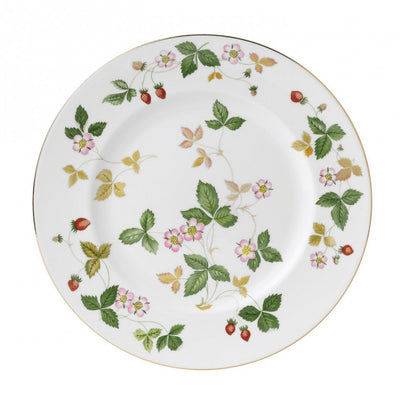 Wild Strawberry Plate 18cm