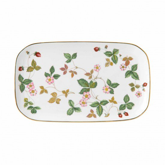 Wild Strawberry Sandwich Tray 30cm
