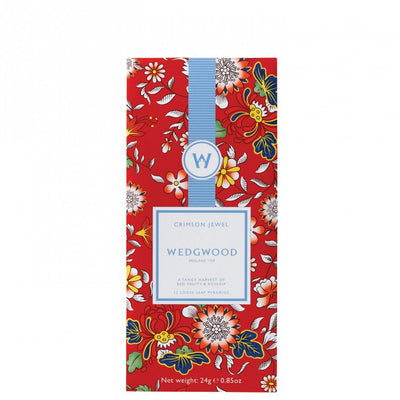 Wonderlust Crimson Jewel - Fruit Blend Tea