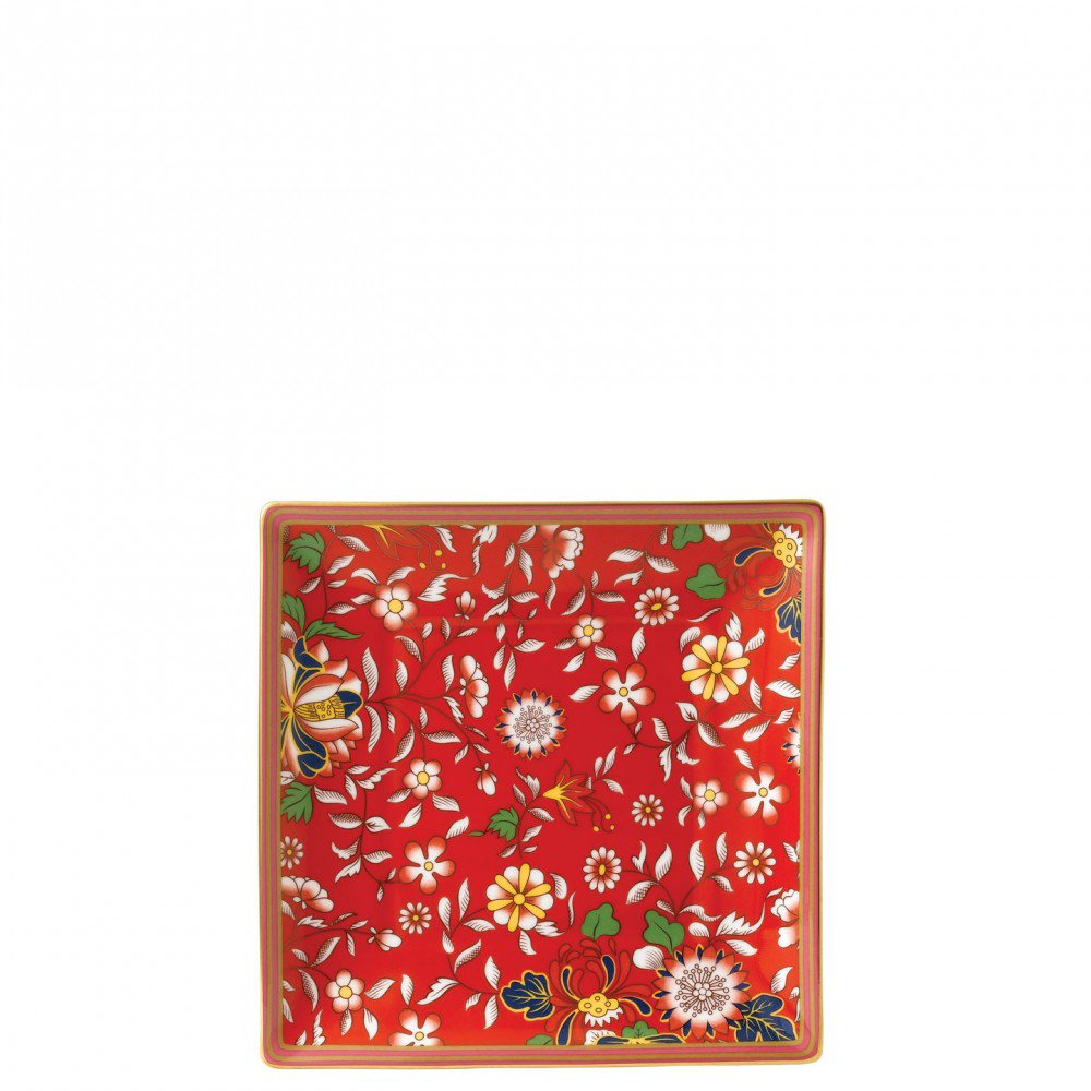 Wonderlust Crimson Jewel Tray 14.5cm
