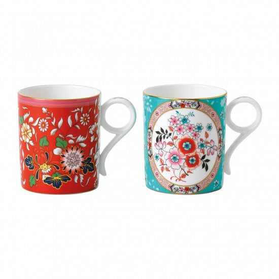 Wonderlust Mug (Set Of 2)