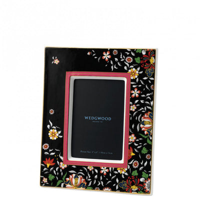 Wonderlust Oriental Jewel Photo Frame (Photo: 10.6x15.2cm / 4x6inch)