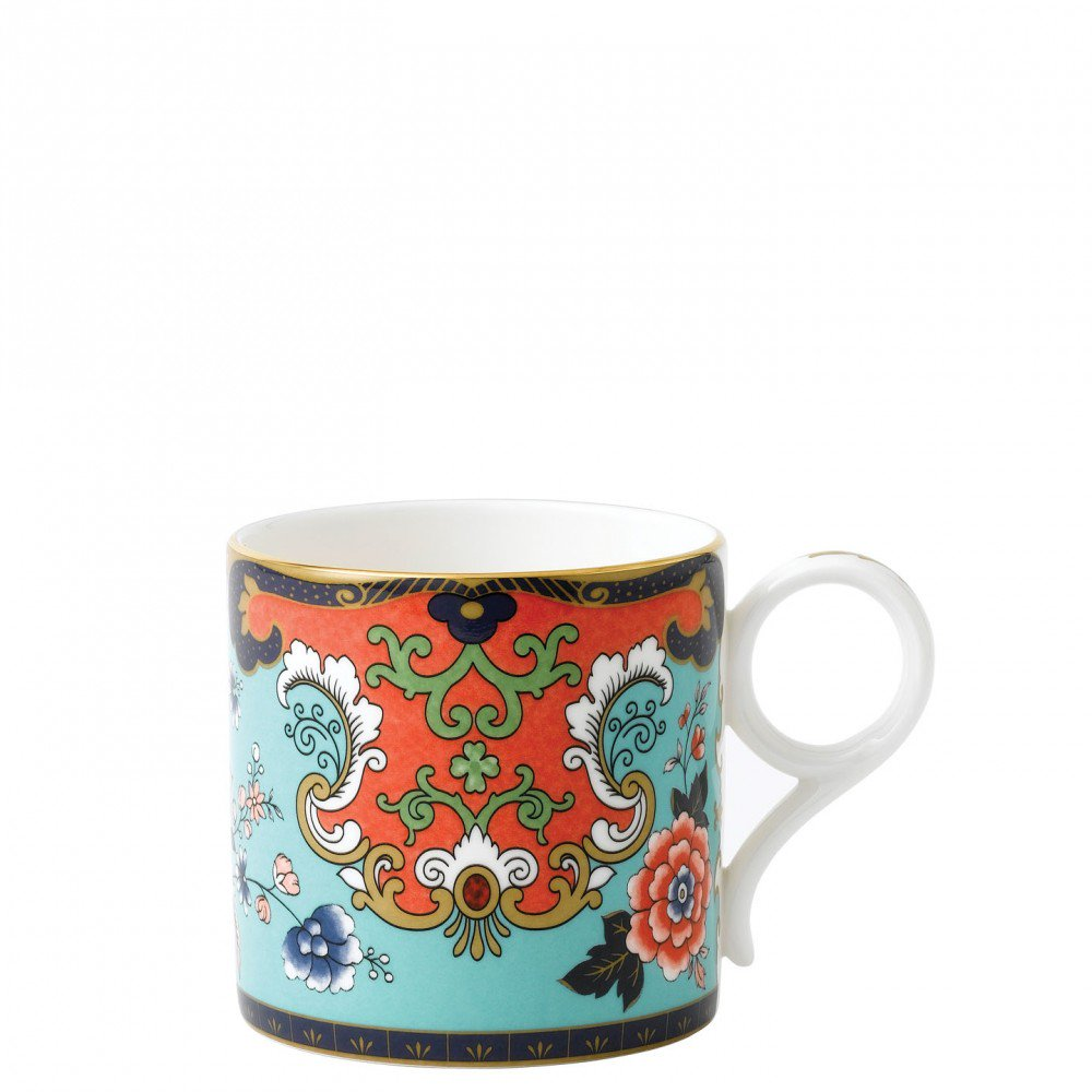 Wonderlust Ornamental Scroll Mug Large