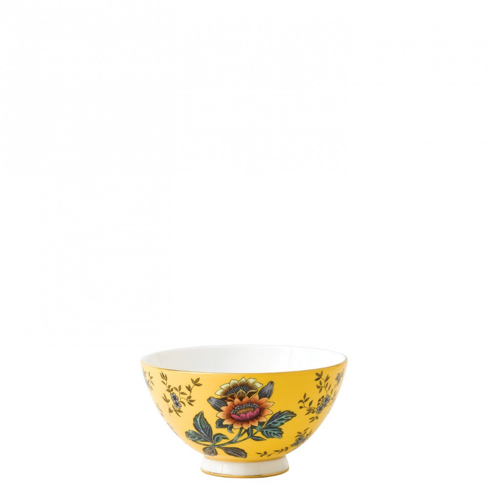 Wonderlust Yellow Tonquin Bowl 11cm