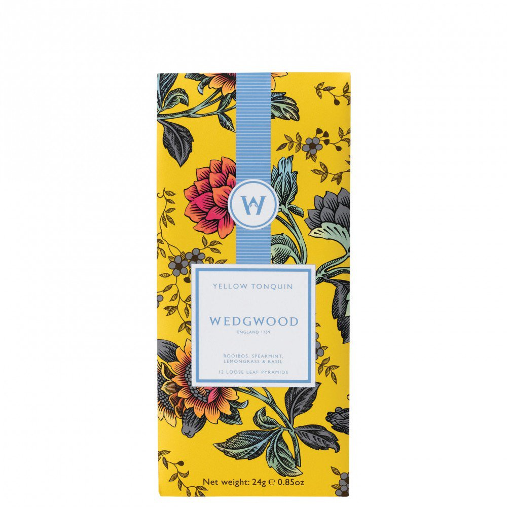 Wonderlust Yellow Tonquin - Herbal Blend Tea