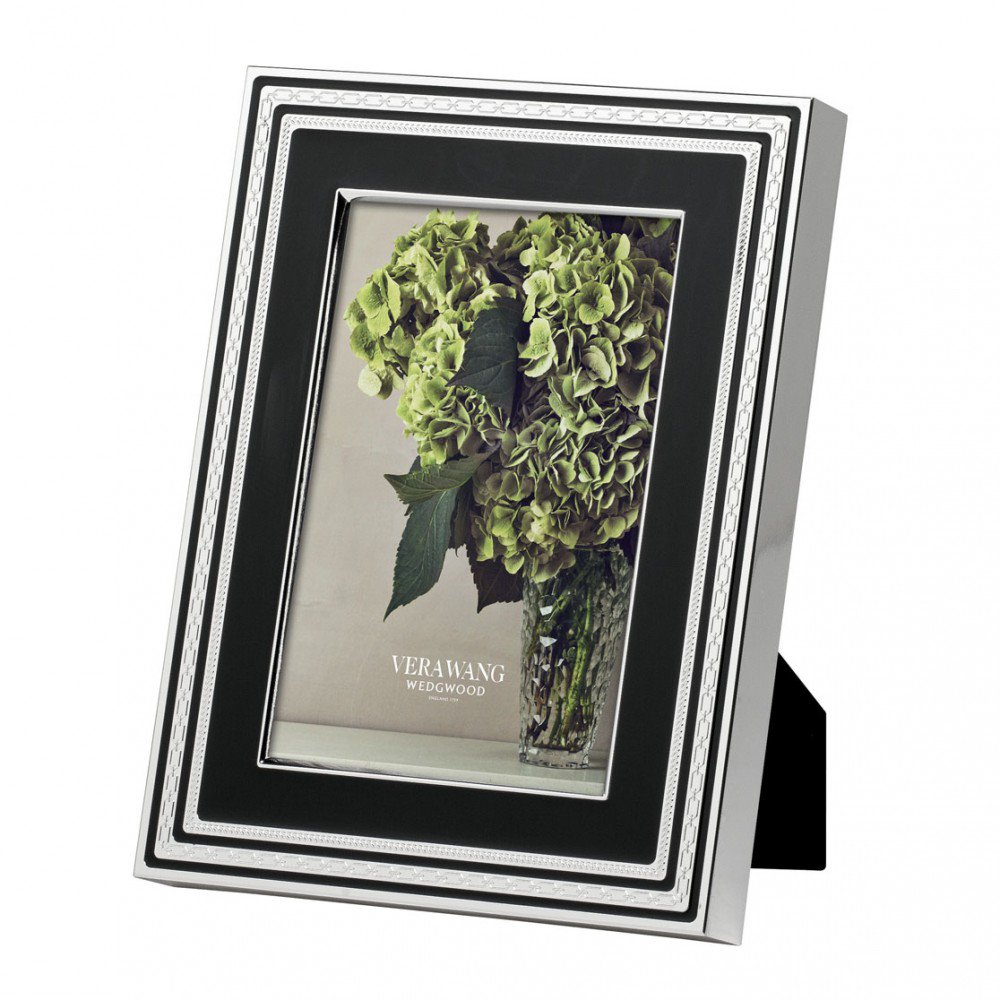Vera Wang With Love Noir Photo Frame (Photo: 10x15cm / 4x6inch)