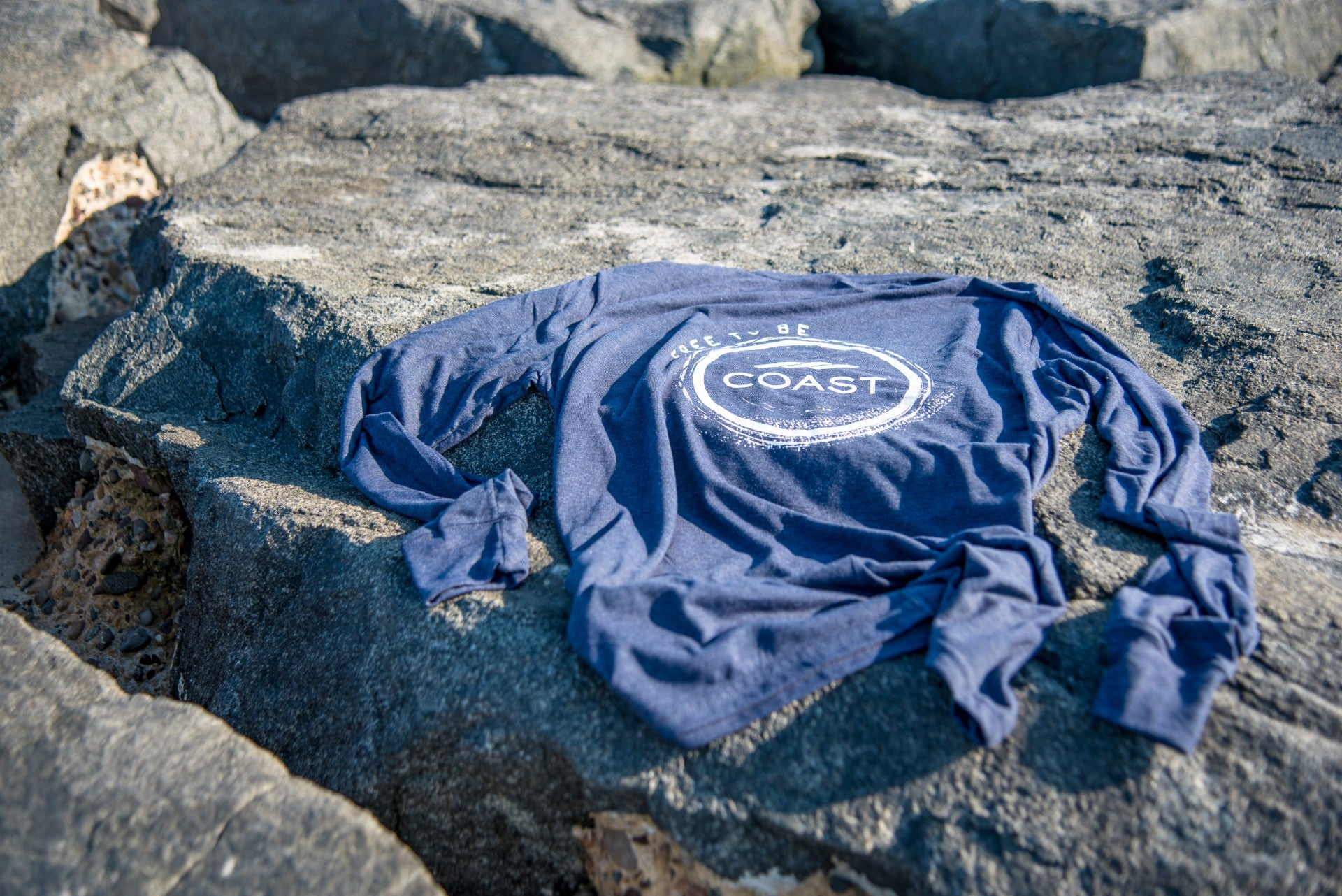 Free To Be Upcycled Organic Cotton Long Sleeve T - Shirts