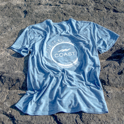 Free To Be Upcycled Organic Cotton T - Shirts