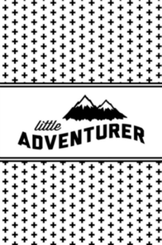 Little Adventurer Baby Blanket