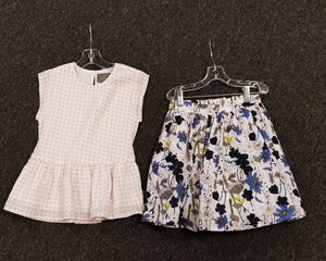 Two piece set from Creamie