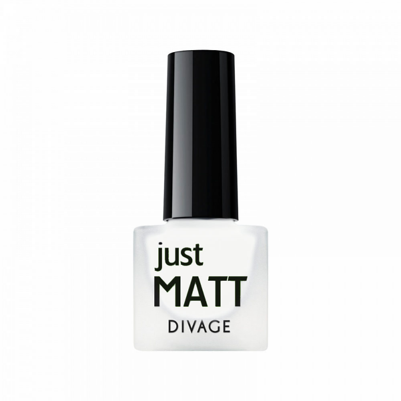 JUST MATT NAIL POLISH - Divage UK