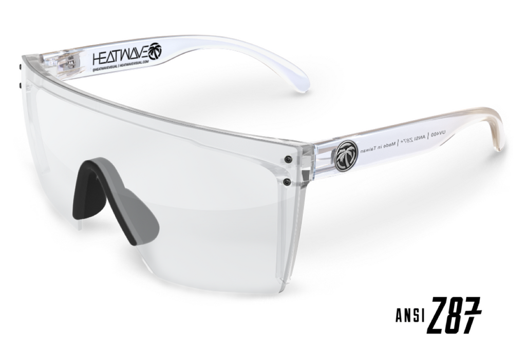 5ada4401364 LAZER FACE GLASSES  CLEAR Z.87 – THE OUTDOOR HIKE TRIBE