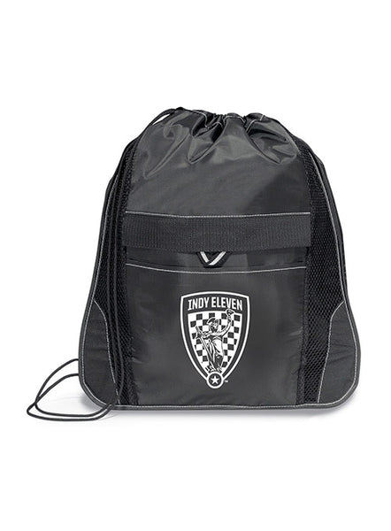 Crest Logo Cinch Bag