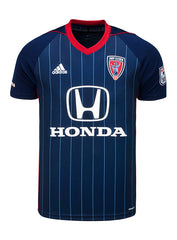 Men's Authentic Adidas Navy Jersey