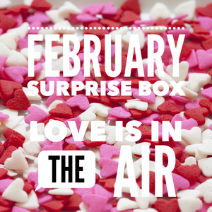 February Surprise Bow box