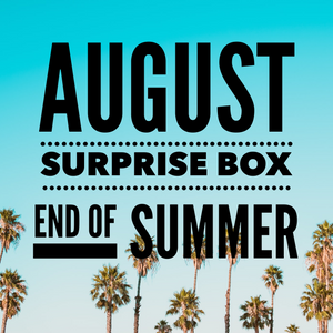 August Surprise Bow box