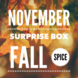 November Surprise Bow box