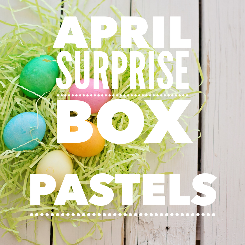 April Surprise Bow box