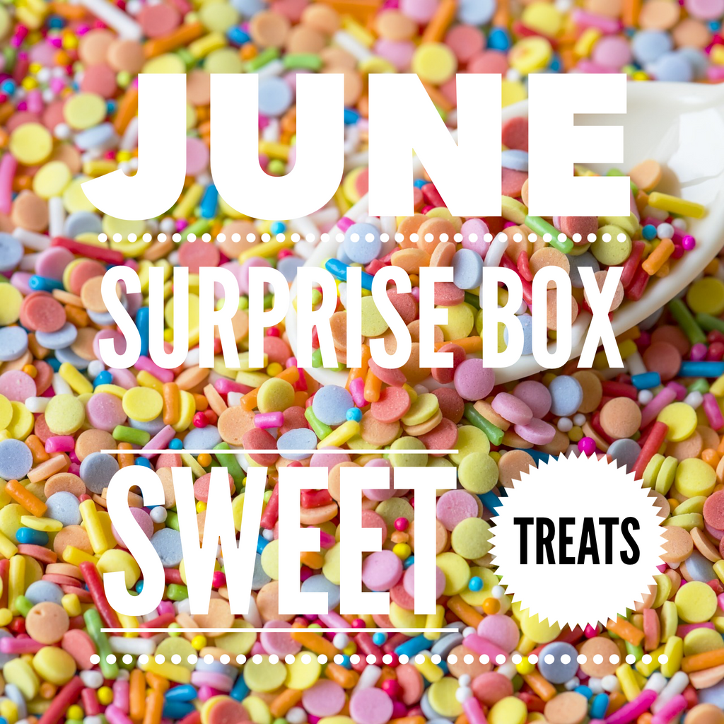 June Surprise Bow box