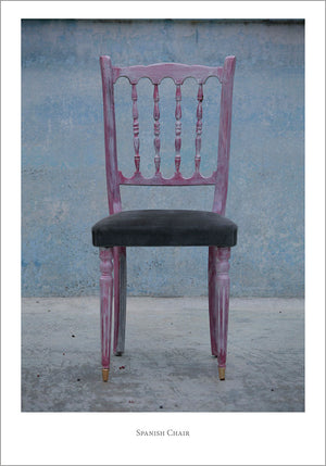 Juliste Spanish Chair
