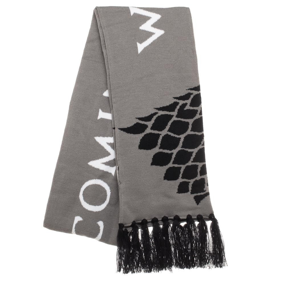 Stark Knit Scarf from Game of Thrones