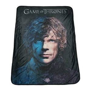 Tyrion Lannister Fleece Throw from Game of Thrones