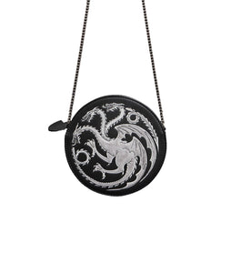 Danielle Nicole House Targaryen Metallic Crossbody from Game of Thrones