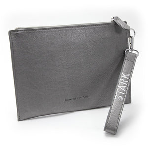 Additional image of Danielle Nicole House Stark Wristlet Pouch from Game of Thrones