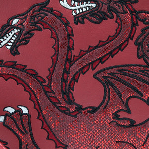 Additional image of Danielle Nicole House Targaryen Wristlet Pouch from Game of Thrones