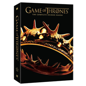 Game of Thrones: The Complete Second Season DVD