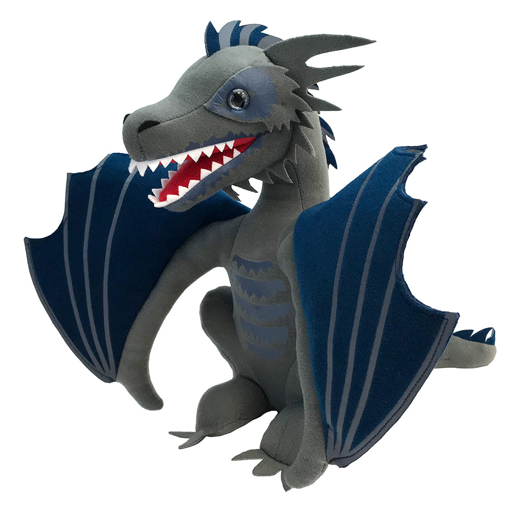 Icy Viserion Dragon Light Up Plush from Game of Thrones