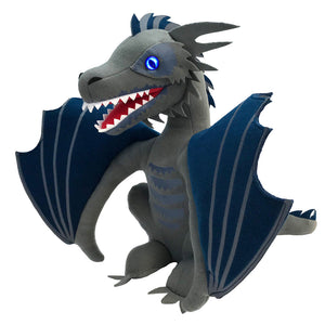 Icy Viserion Dragon Light Up Plush SDCC Exclusive from Game of Thrones