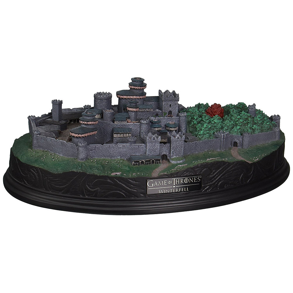 Winterfell Desktop Sculpture from Game of Thrones