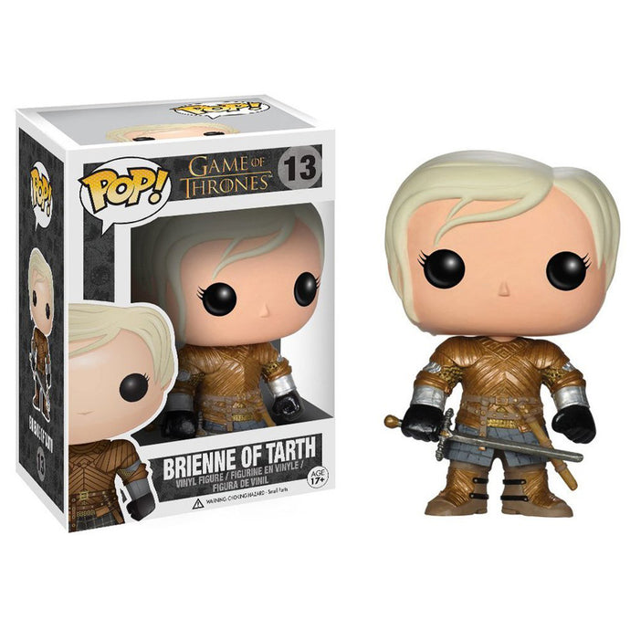 Brienne of Tarth Funko Pop! Figure from Game of Thrones
