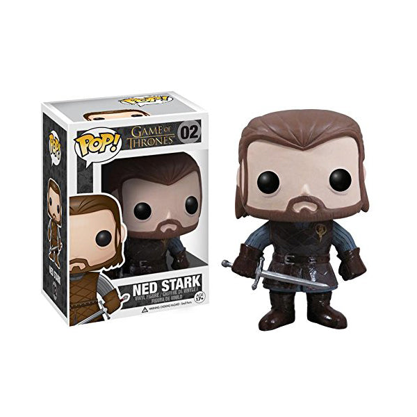 Ned Stark Funko Pop! Figure from Game of Thrones