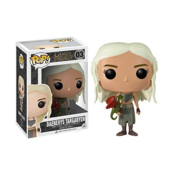 Daenerys Targaryen Funko Pop! Figure from Game of Thrones