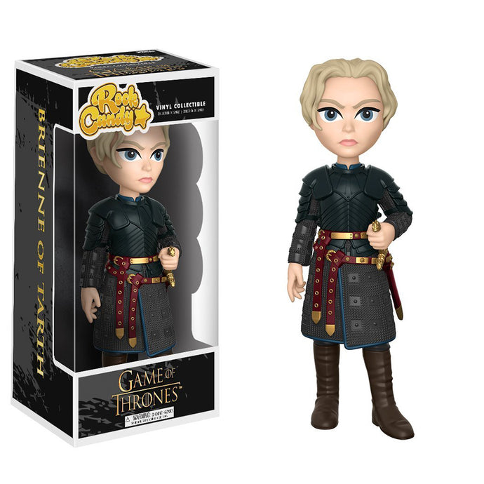 Brienne of Tarth Funko Rock Candy Vinyl Figure from Game of Thrones