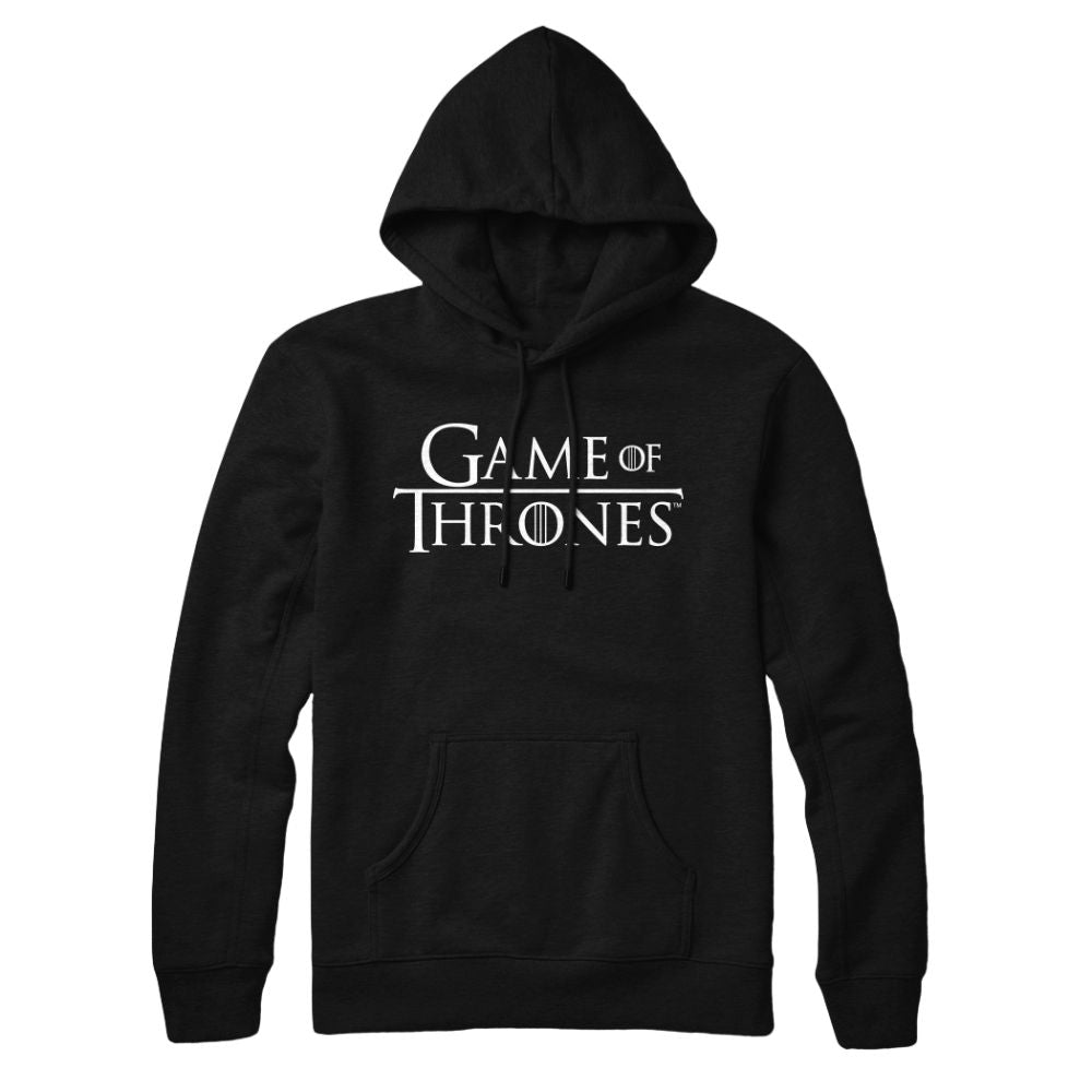 Game of Thrones Logo Black Hoodie