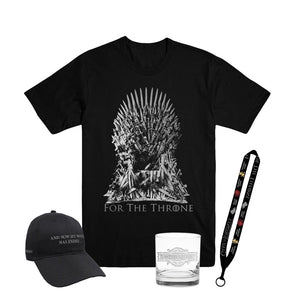 For the Throne Gift Set