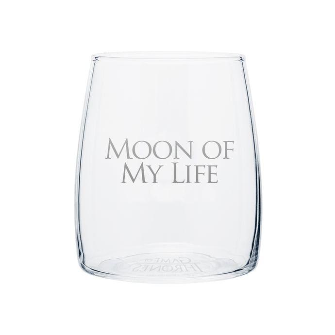 Moon of My Life Tapered Glass from Game of Thrones