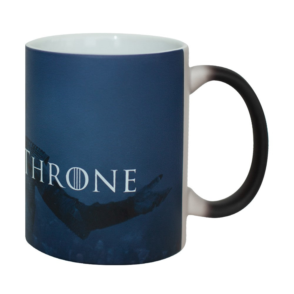 For the Throne Night King Heat Transforming Mug from Game of Thrones