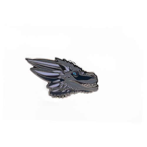 Icy Viserion Pin from Game of Thrones