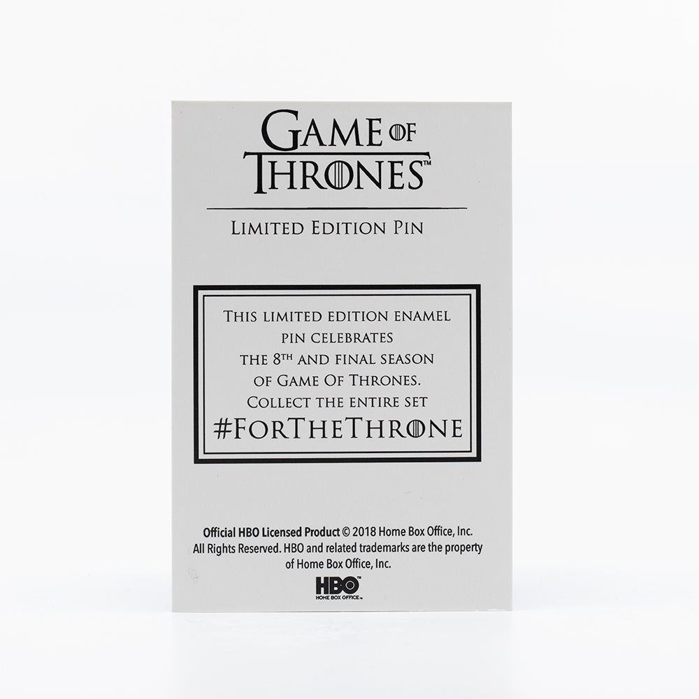 Additional image of Icy Viserion Pin from Game of Thrones