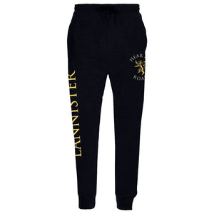 House Lannister Hear Me Roar Joggers from Game of Thrones