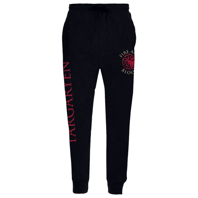 House Targaryen Fire and Blood Joggers from Game of Thrones